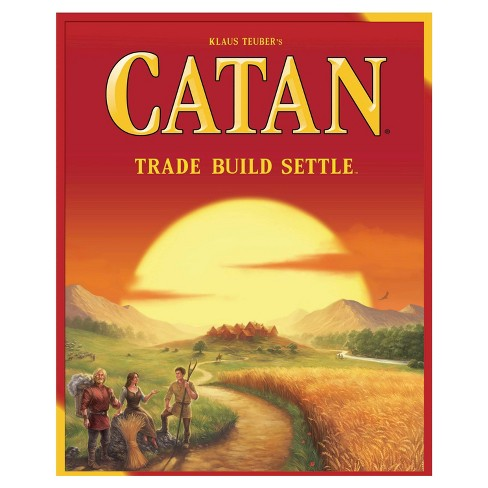 Settlers of Catan Board Game - image 1 of 4