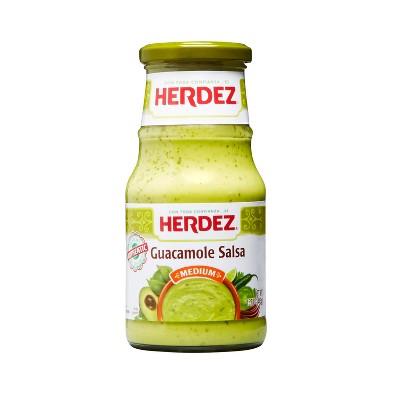 Herdez Guacamole Salsa Medium 15.7oz