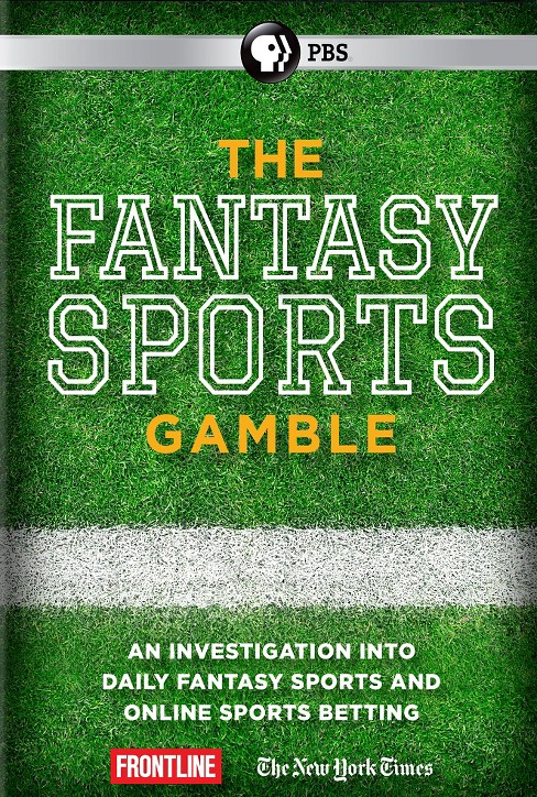 Frontline:Fantasy sports gamble (DVD) - image 1 of 1