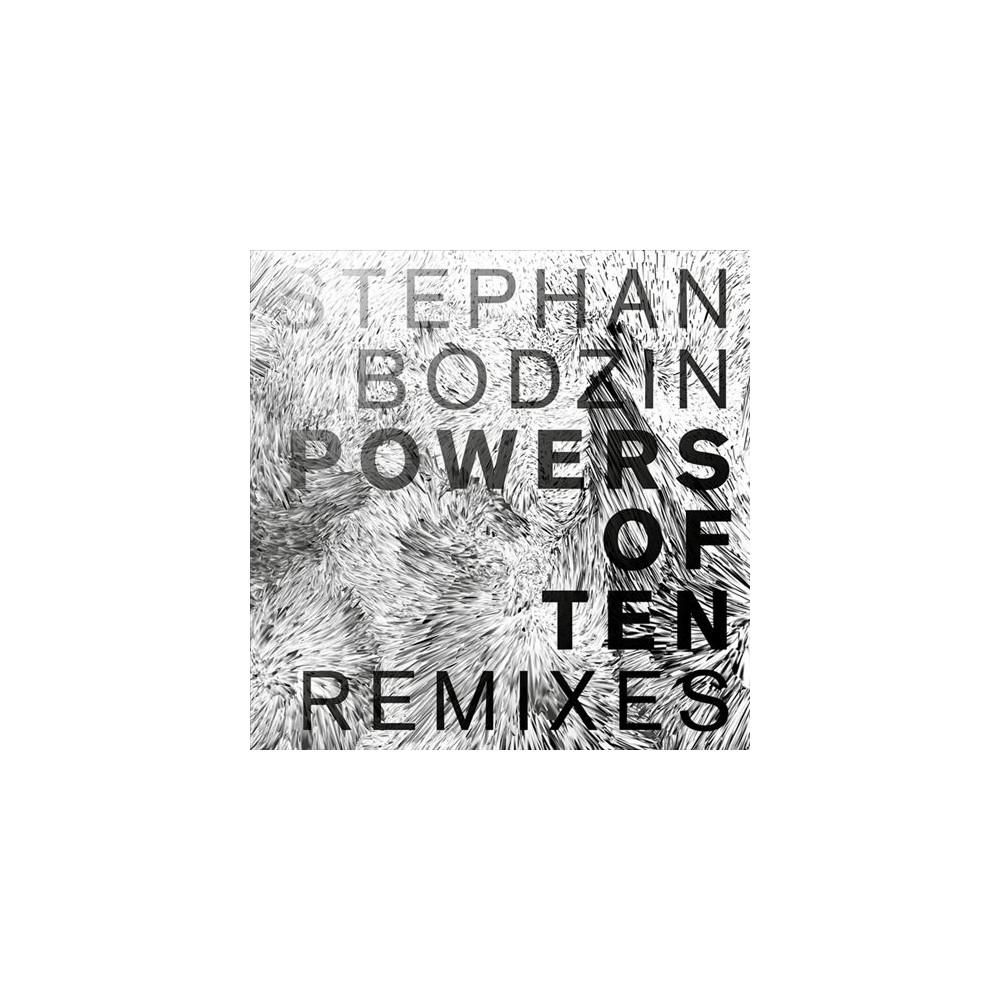 Stephan Bodzin - Powers Of Ten Remixes (Vinyl)