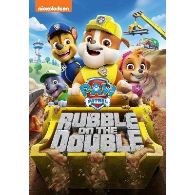 PAW Patrol: Rubble on the Double (DVD)