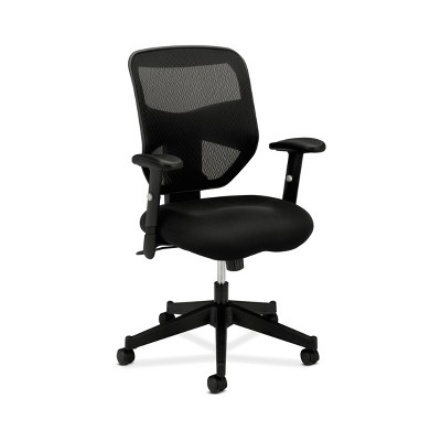 Prominent High Back Work/Computer Chair Mesh Black - HON
