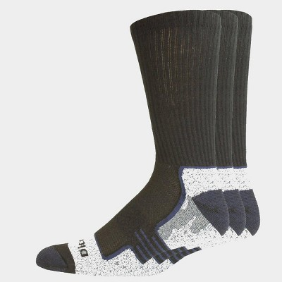 Dickies Men's Mid-Weight Crew Socks - 6-12