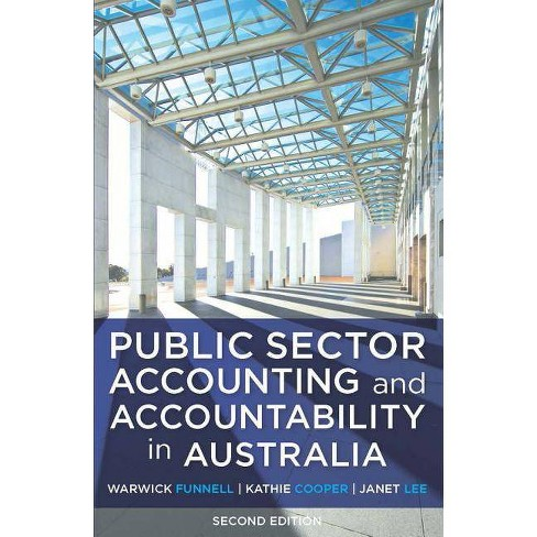 Public Sector Accounting and Accountability in Australia - 2 Edition (Paperback) - image 1 of 1