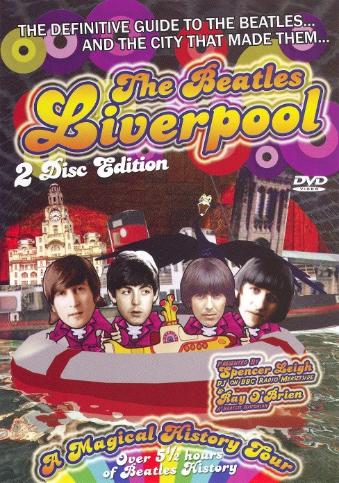 Beatles liverpool (DVD) - image 1 of 1