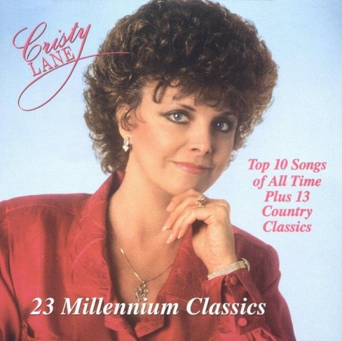 Cristy lane - 23 millennium classics (CD) - image 1 of 1