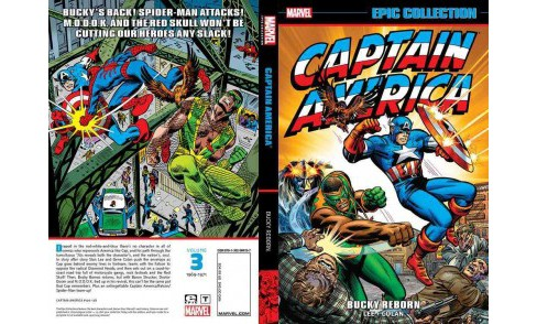 Epic Collection Captain America 3 : Bucky Reborn (Paperback) (Stan Lee) - image 1 of 1