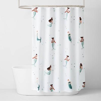 Mermaid Shower Curtain - Pillowfort™