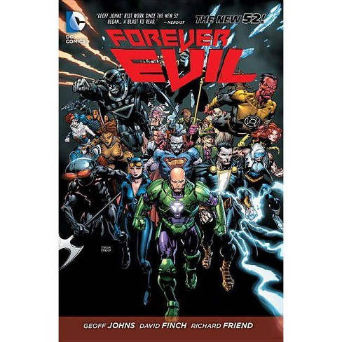 Forever Evil - by  Geoff Johns (Paperback) - image 1 of 1