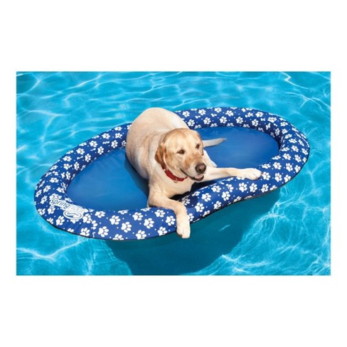 Swimways 13700 Spring Float Paddle Paws Puppy Dog Pool Lounger Large Target