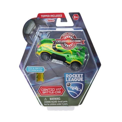 Rocket League Toy Vehicles