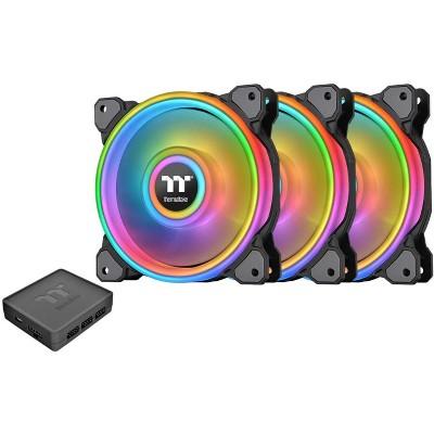 Thermaltake Riing Quad 12 RGB Radiator Fan 3 Pack