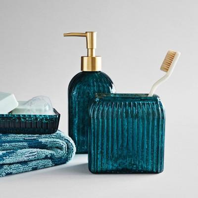 Indochic Bathroom Accessories Collection - Threshold™