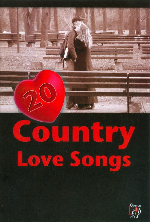 20 country love songs (DVD) - image 1 of 1