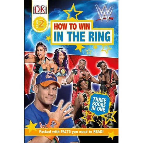 DK Readers Level 2: Wwe How to Win in the Ring - (Paperback) - image 1 of 1