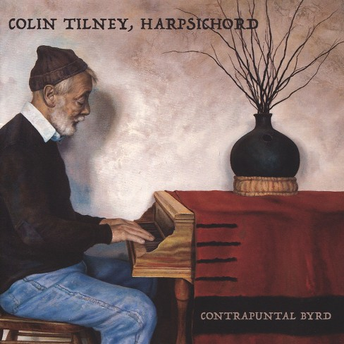 Colin tilney - Byrd/Dowland:Contrapuntal byrd (CD) - image 1 of 1