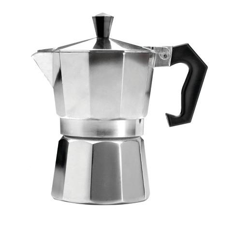 Primula 3-Cup Espresso Maker - Silver - image 1 of 4