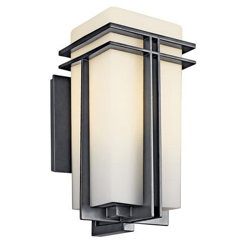 "Kichler 49202FL Tremillo 1-Light 17"" Energy Efficient Fluorescent Outdoor Wall Light - image 1 of 1"
