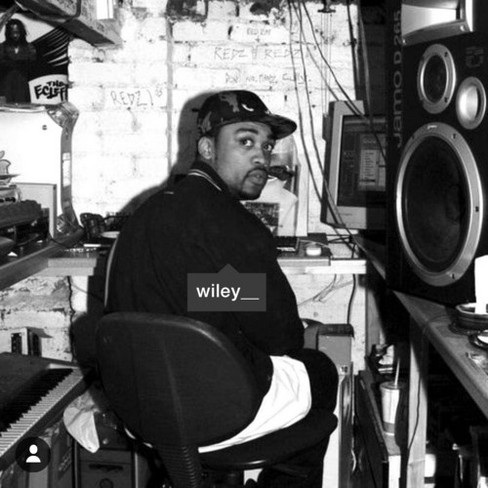 Wiley - Godfather (CD) - image 1 of 1