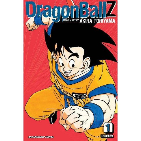 Dragon Ball Z, Vol. 1 (Vizbig Edition) - (Dragonball Z (Vizbig Paperback)) by  Akira Toriyama - image 1 of 1