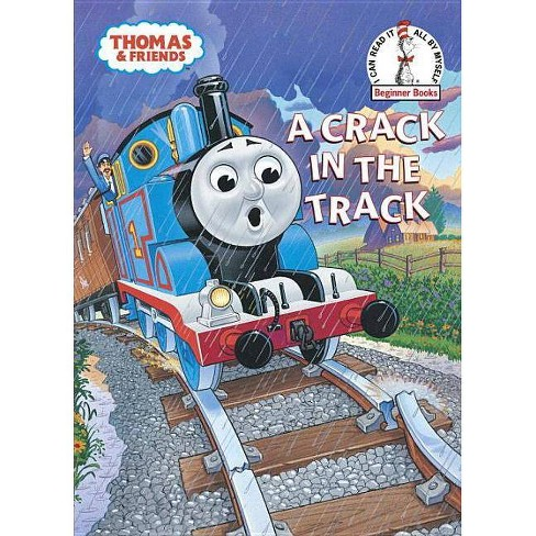 A Crack in the Track ( Thomas & Friends) (Hardcover) by Jane E. Gerver - image 1 of 1