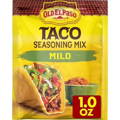 Old El Paso Taco Seasoning Mix Mild 1oz