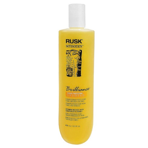 Rusk Sensories Brilliance Color Protecting Shampoo -13.5 fl oz - image 1 of 3