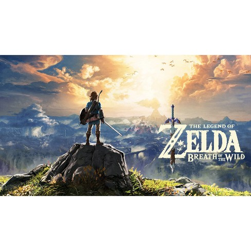 The Legend of Zelda: Breath of the Wild - Nintendo Switch (Digital) - image 1 of 4