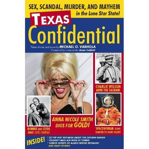 Texas Confidential - by  Michael Varhola (Paperback) - image 1 of 1