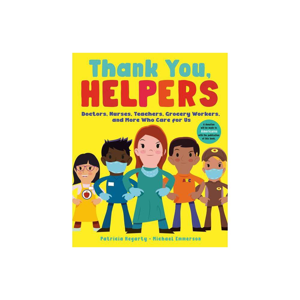 Thank You Helpers By Patricia Hegarty Paperback