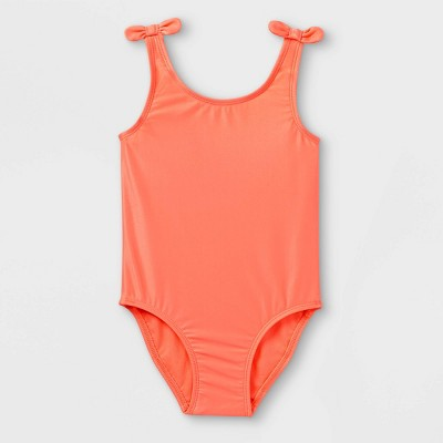 Toddler Girls' One Piece Swimsuit - Cat & Jack™