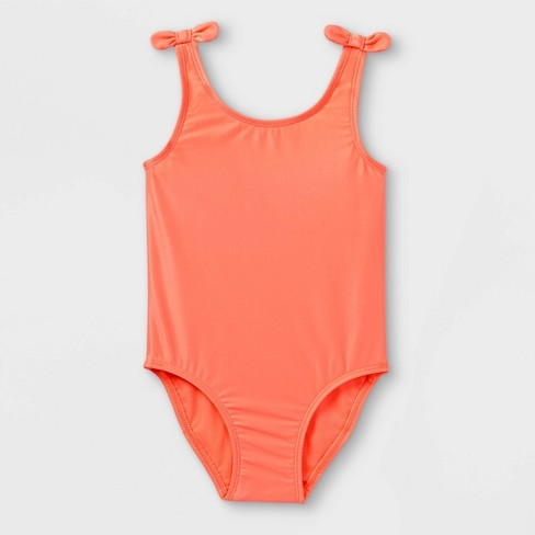 Toddler Girls' One Piece Swimsuit - Cat & Jack™ - image 1 of 2