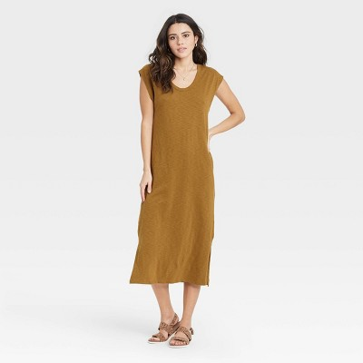 Women's Sleeveless Knit Dress - Universal Thread™