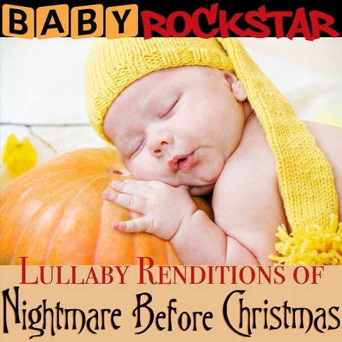 Baby Rockstar - Lullaby Renditions Of The Nightmare B (CD) - image 1 of 1