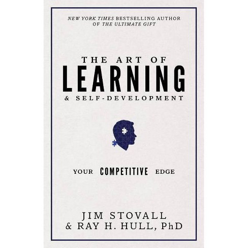 The Art of Learning & Self-Development - by  Jim Stovall (Paperback) - image 1 of 1