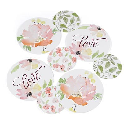 32ct Floral Forever Table Decorations