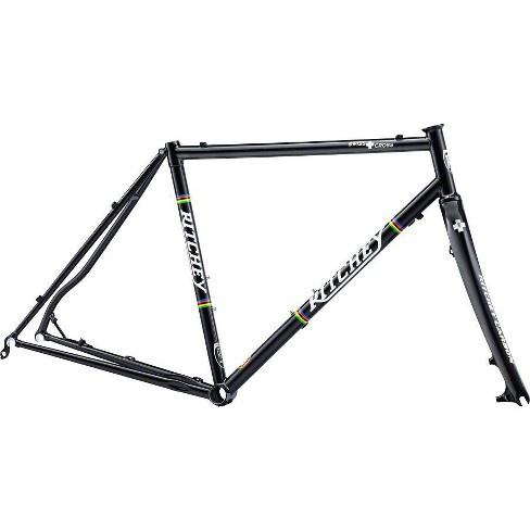 Ritchey SwissCross Disc Steel Frameset Includes WCS Headset & Carbon Fork: 53cm - image 1 of 1