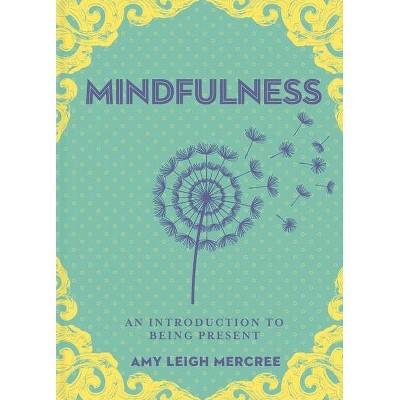 A Little Bit of Mindfulness, 13 - by  Amy Leigh Mercree (Hardcover)