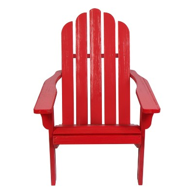 Marina II Adirondack Chair with HYDRO-TEX™ finish - Shine Company Inc.