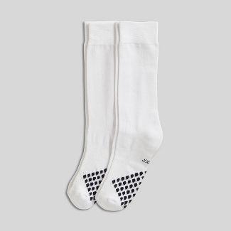 Jockey Generation Men's Diamond Cushion Comfort 2pk Crew Socks - White 7-12