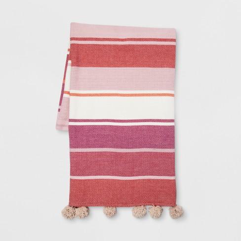 Woven Cotton Throw Blanket Opalhouse