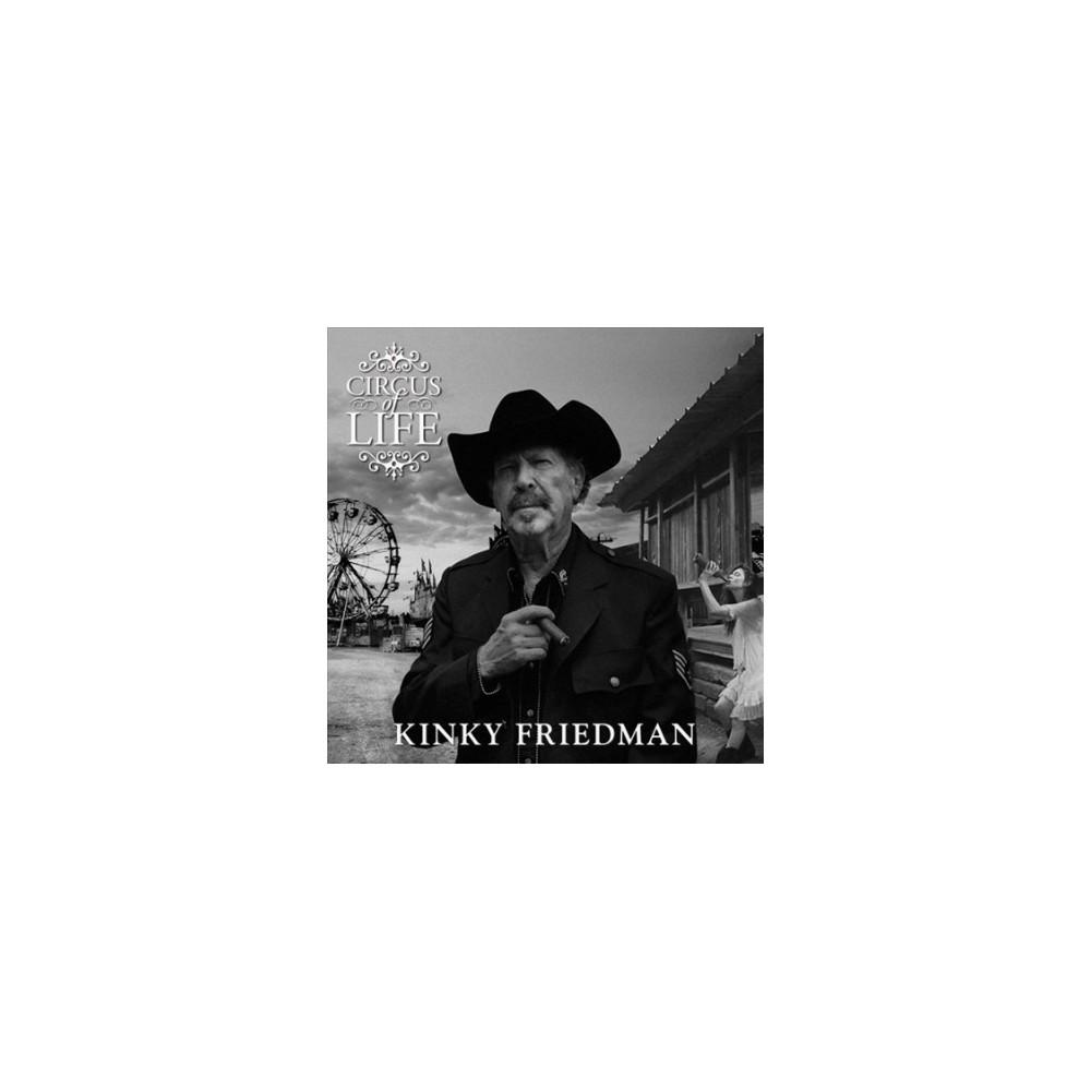 Kinky Friedman - Circus Of Life (CD)
