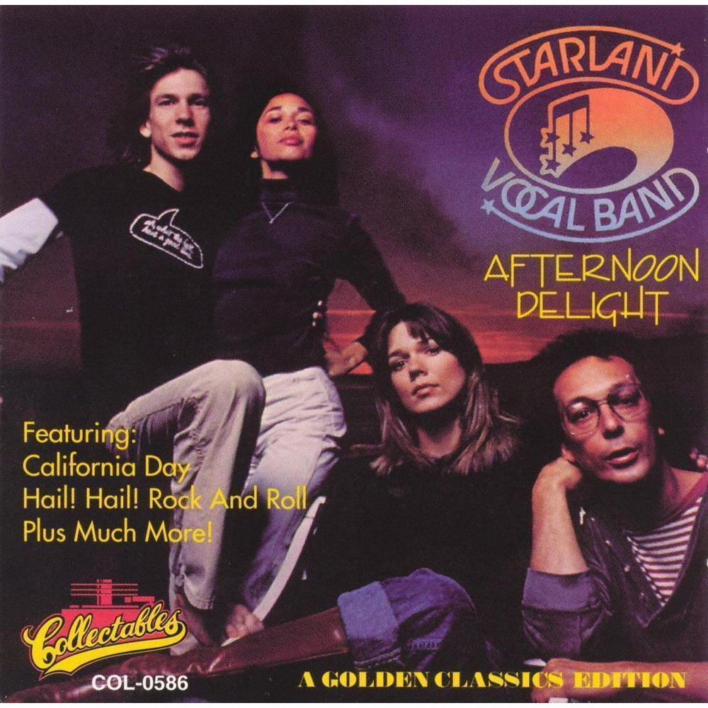 Starland Vocal Band - Afternoon Delight Golden Classics (CD)