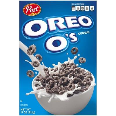 Oreo O's Breakfast Cereal - 11oz - Post