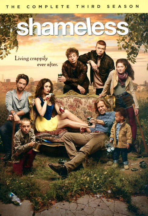 Shameless: The Complete Third Season [3 Discs] - image 1 of 1