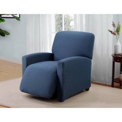 Santa Barbara Recliner Slipcover Blue - Kathy Ireland