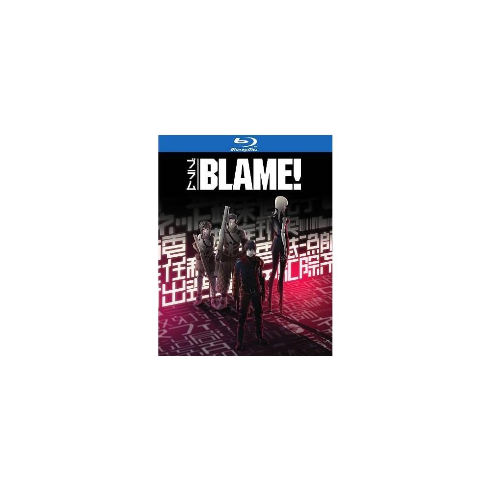 Blame (Blu-ray), Movies