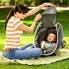 Munchkin Brica Infant Car Seat Comfort Canopy - image 2 of 4