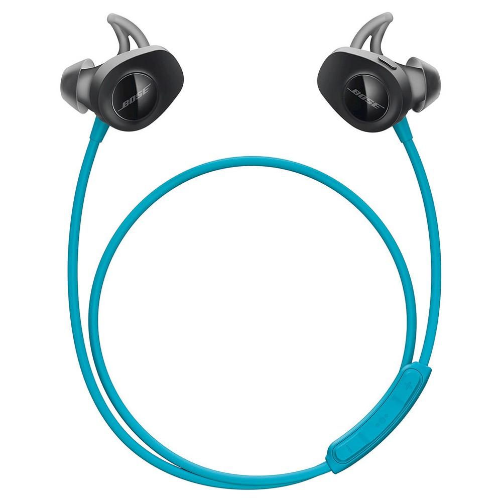 Bose SoundSport Wireless Headphones - Aqua, Blue
