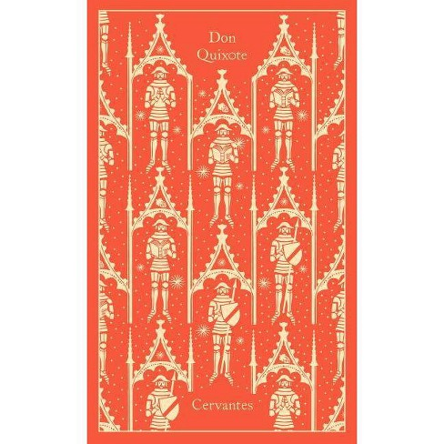 Don Quixote - (Penguin Clothbound Classics) by  Miguel De Cervantes Saavedra (Hardcover) - image 1 of 1